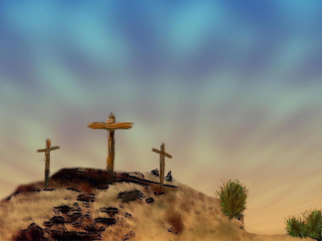 Easter Cross Wallpaper - WallpaperSafari