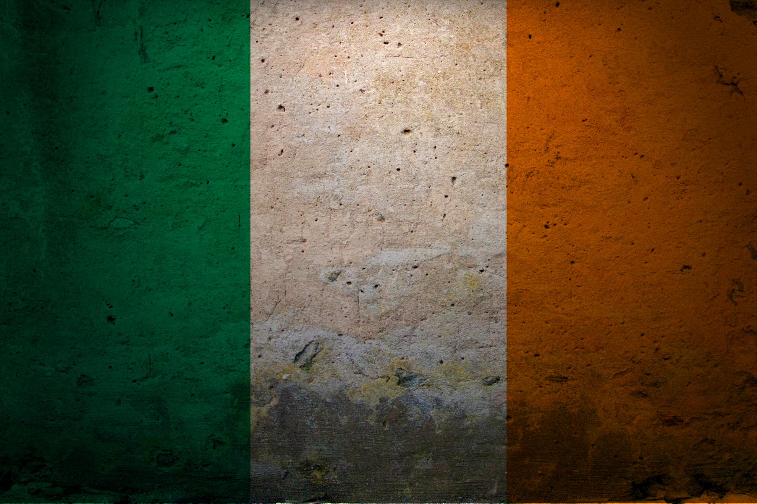 Flag of Ireland HD Wallpaper Background Image 2560x1707 ID 2560x1707