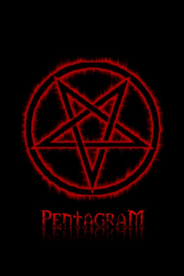 74 Pentagram Wallpaper On Wallpapersafari