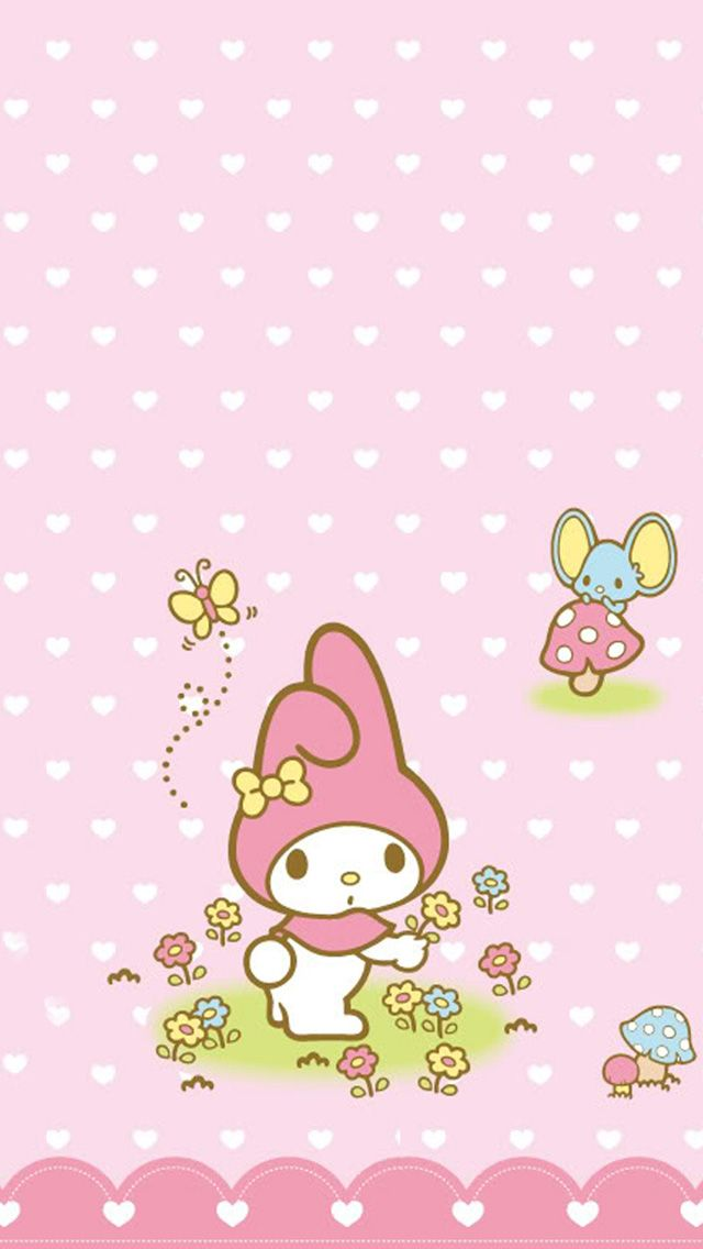 Wallpaper Iphone 5 My Melody Image Gallery