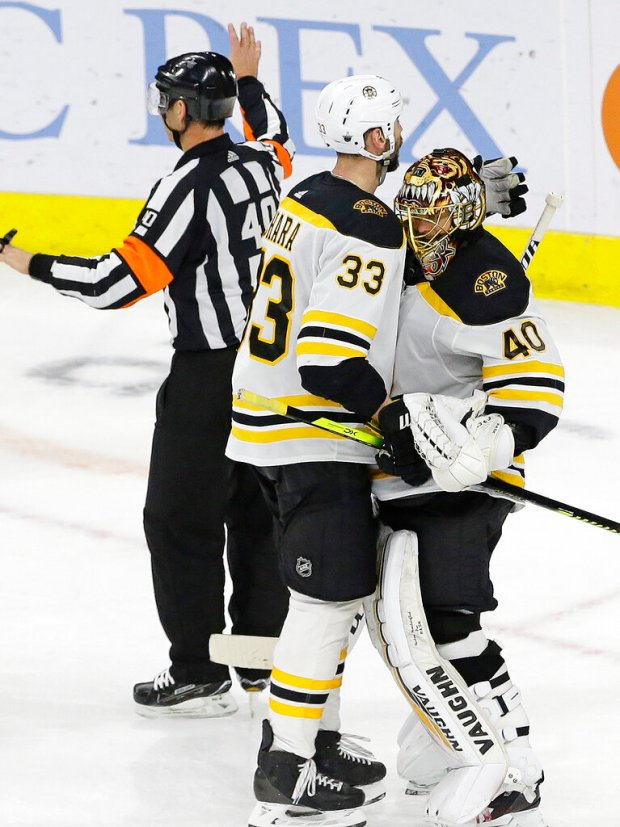 Bruins survive Hurricanes in Game 3 within one game of Stanley 620x827