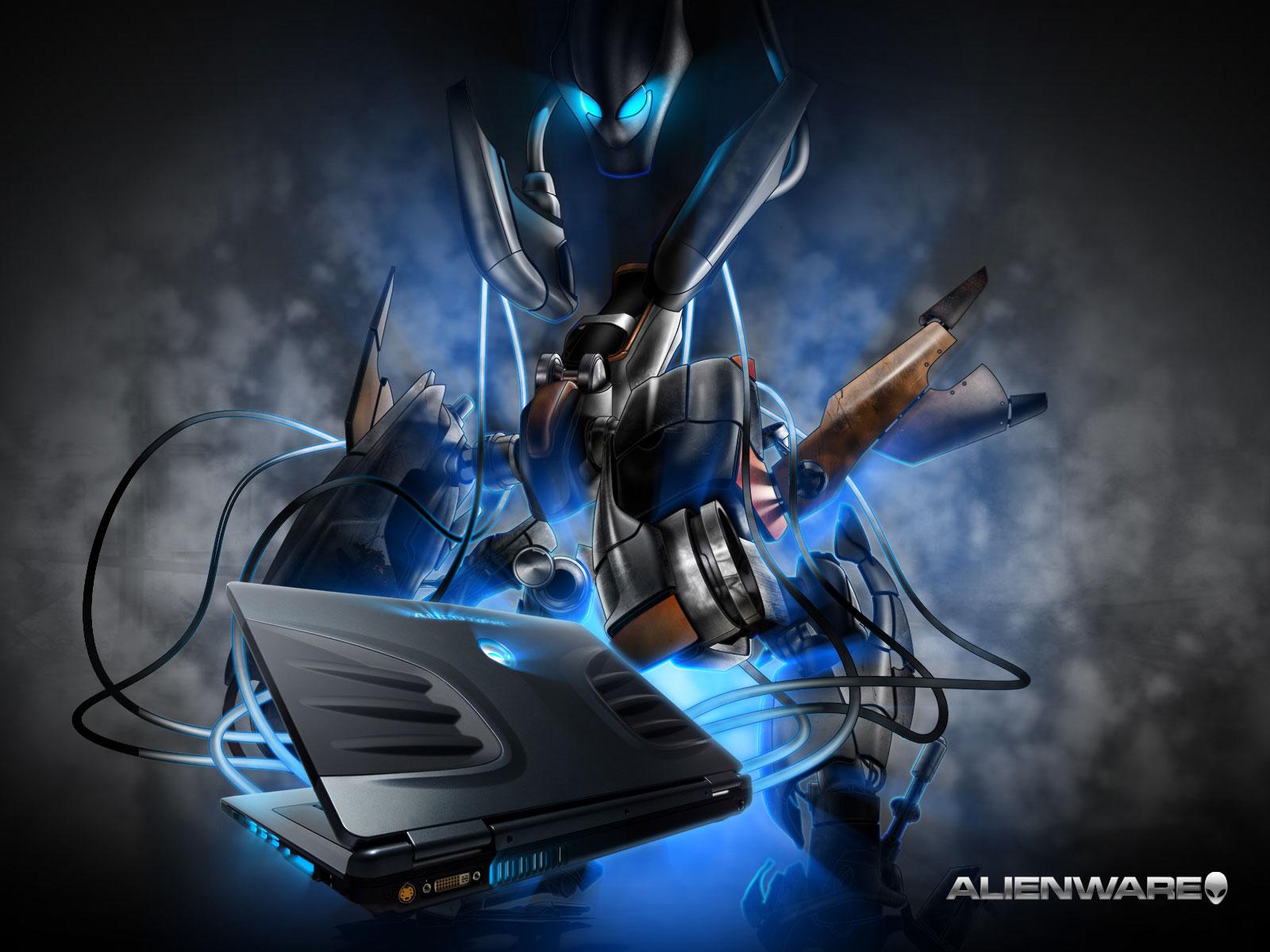 10 Best Alienware Desktop HD Wallpapers Collection   Geekyard 1600x1200