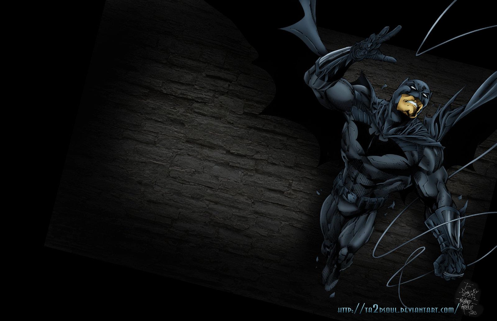 Batman Wallpaper by Ta2dsoul 1600x1035