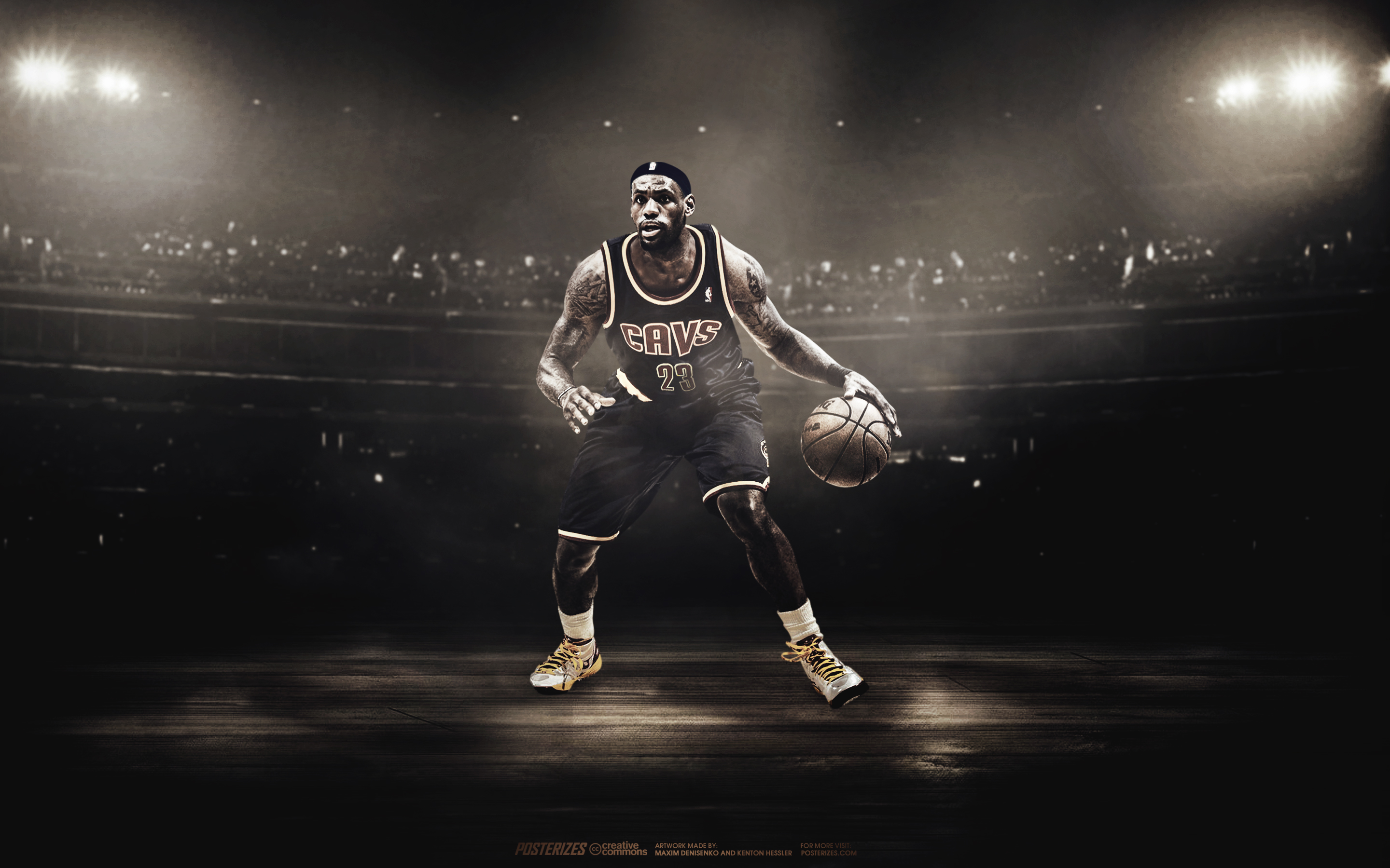 Lebron James Cleveland Cavaliers Wallpaper For Android #mfm 2880x1800 ...
