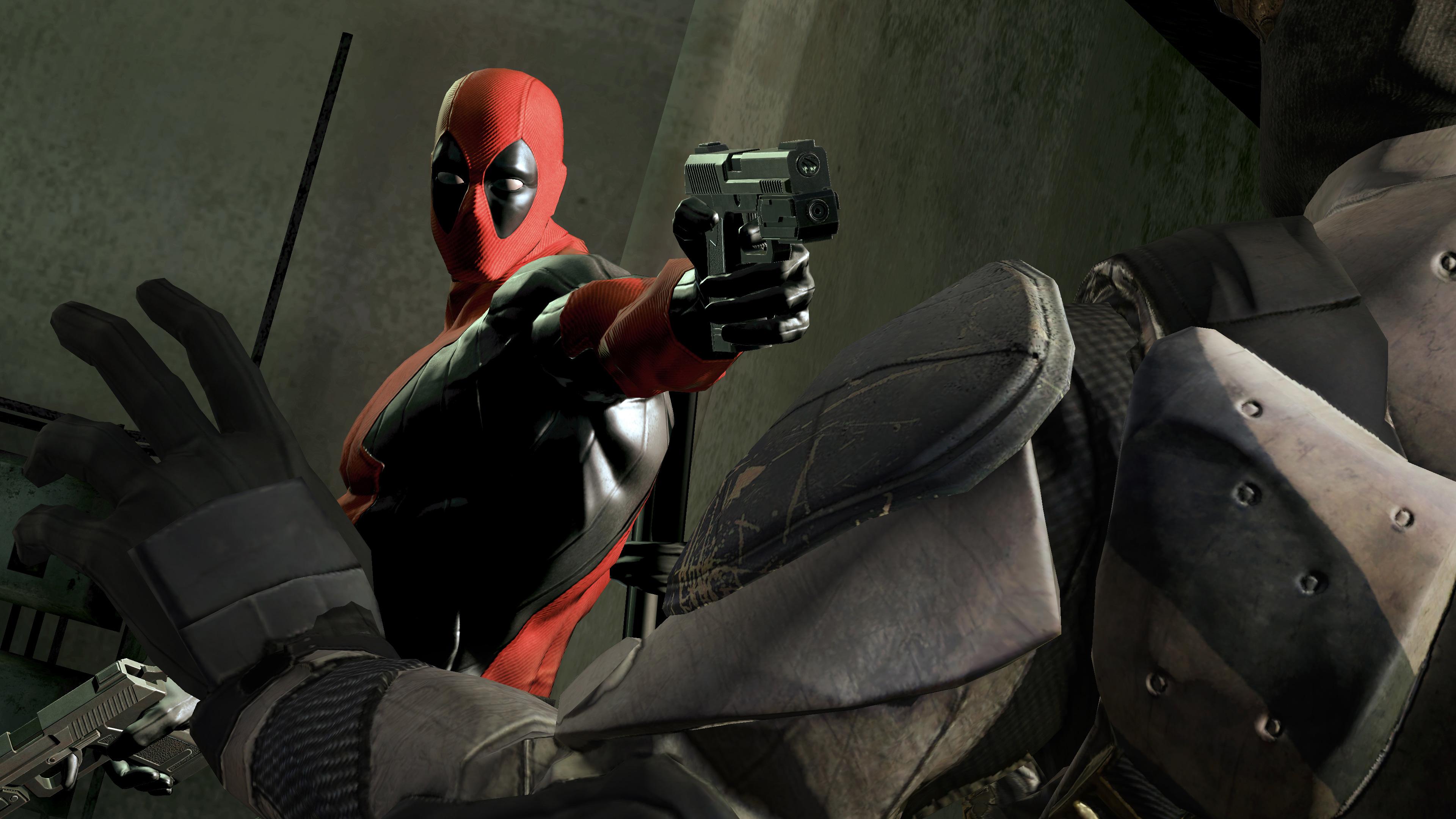 Deadpool 4K Wallpaper - WallpaperSafari