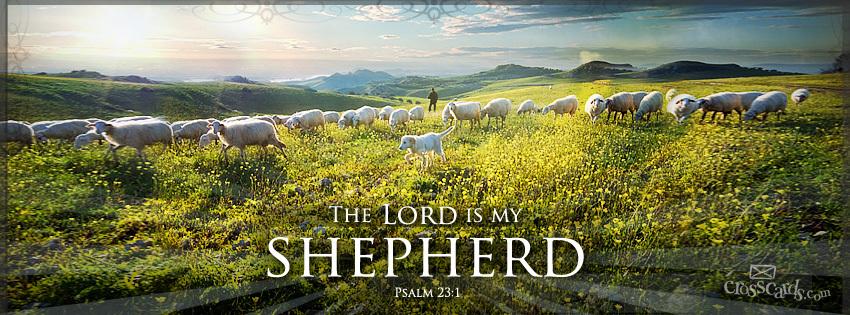 Domnul e pastorul meu Psalm 23 Cristian Dragomir psalm 23 850x315