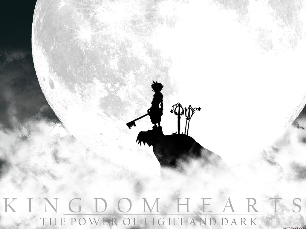 kingdom hearts   Kingdom Hearts Wallpaper 2877439 1024x768