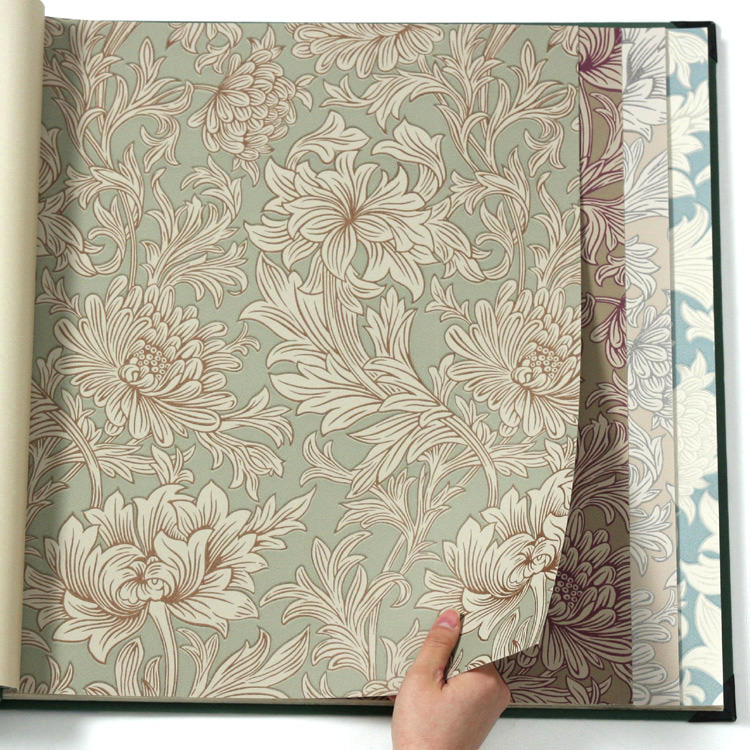 wallpaper made in England Morris volume5 paper series wallpaper 750x750