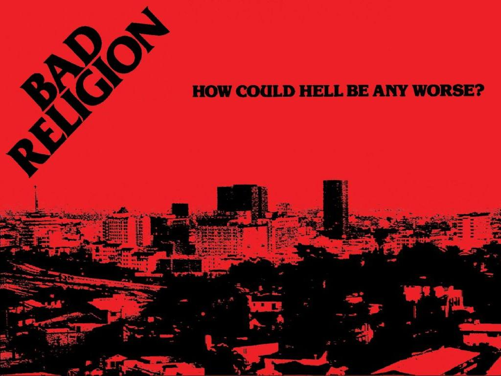 Bad Religion wallpaper 1024x768