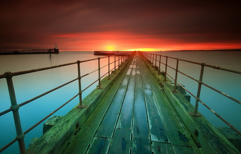 Wallpaper twilight sea landscape sunset water sunlight 1332x850