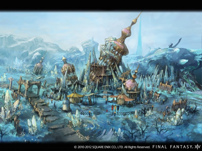 Final Fantasy XIV A Realm Reborn Wallpaper Image 800x600
