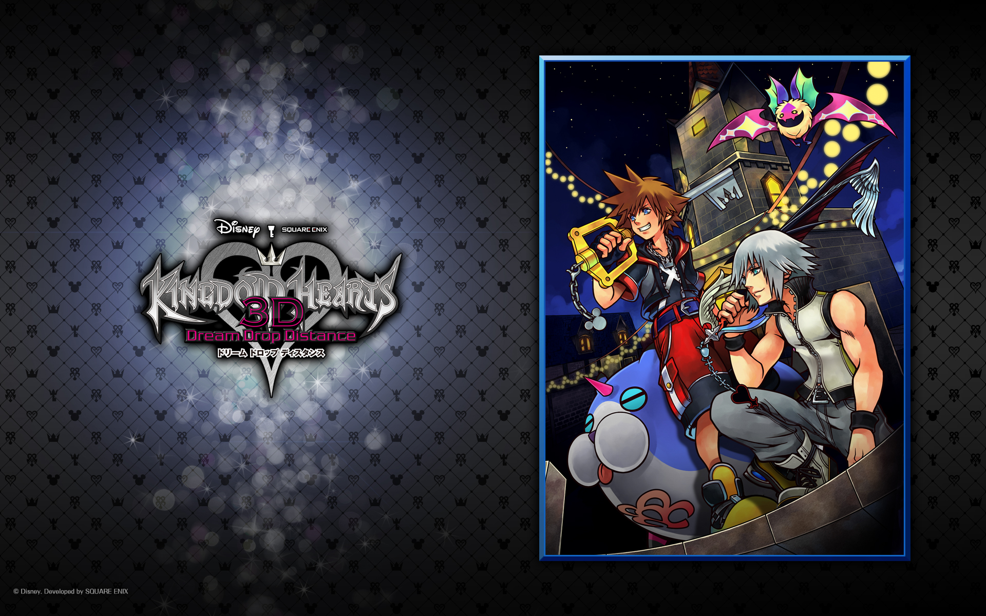 Kingdom Hearts Live Wallpaper Release Date Price and Specs 1920x1200
