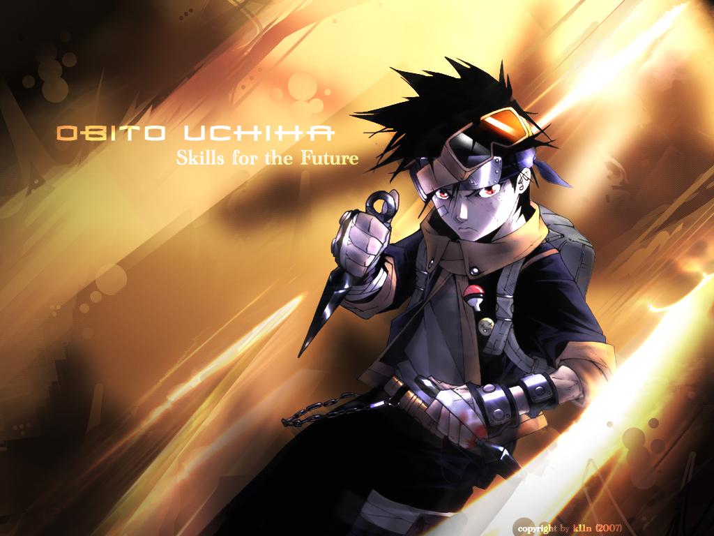Tobi Obito Uchiha wallpaper 00459   Naruto Wallpaper 1024x768