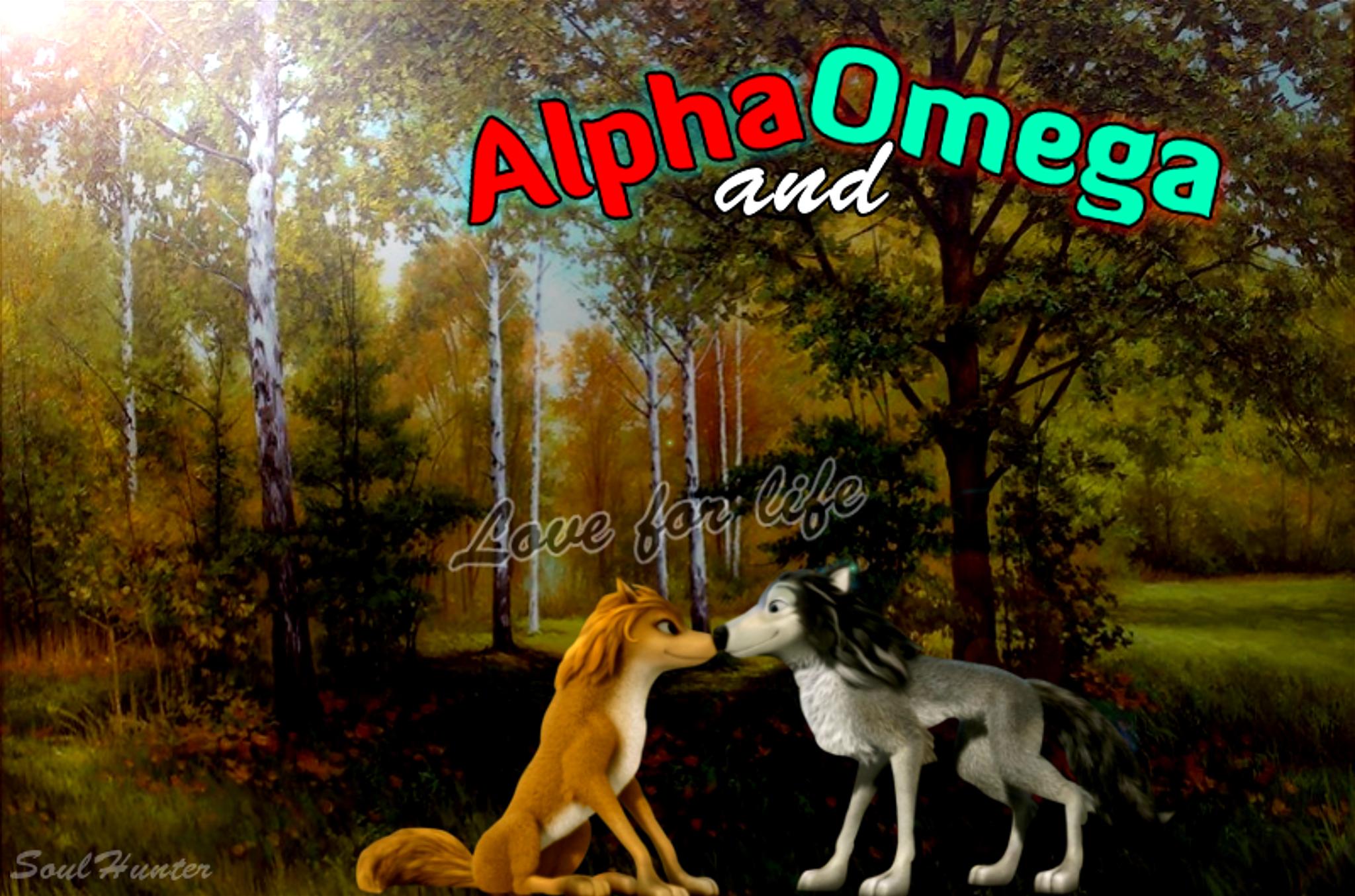 I am back   Alpha and Omega Fan Art 38550926 2048x1354