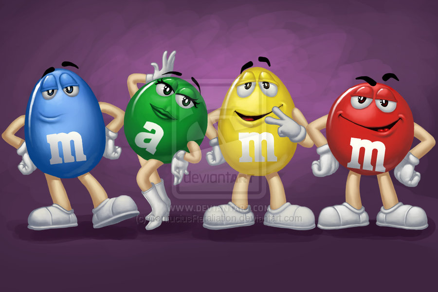 The M and M Crew by ConfuciusRetaliation 900x600