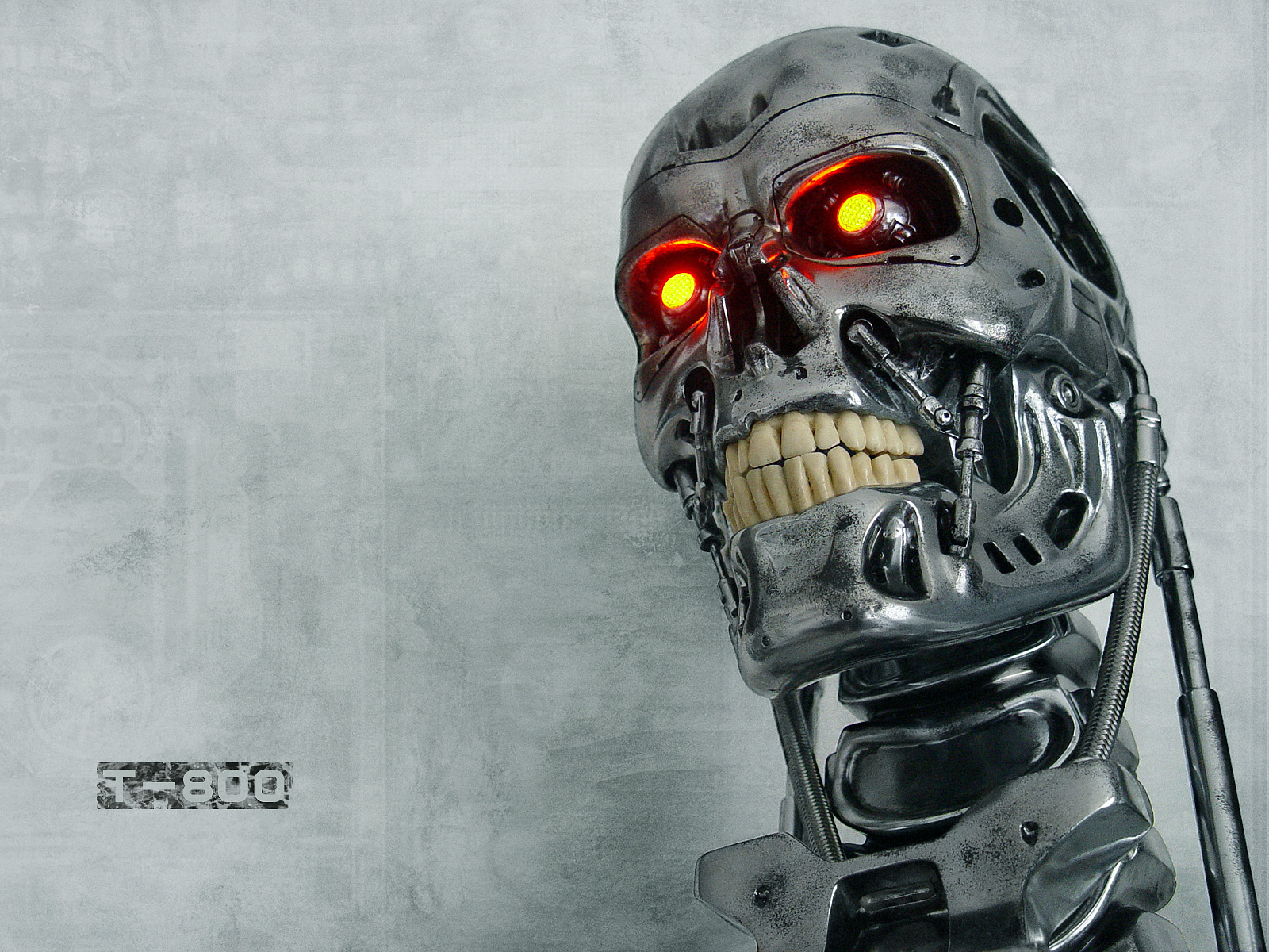Awesome HD Robot Wallpapers Backgrounds For Download 1600x1200