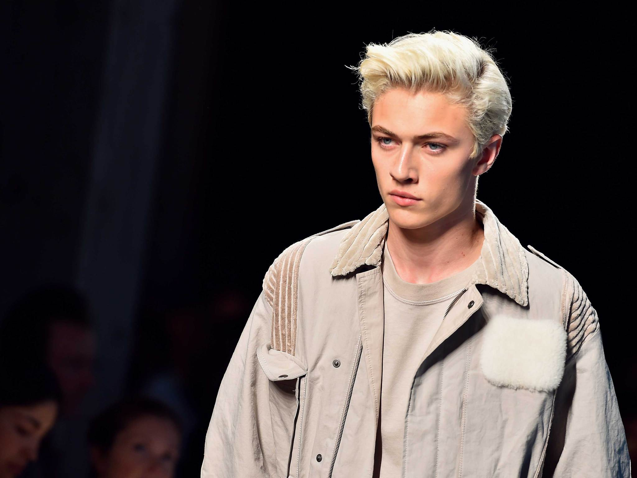 Lucky Blue Smith Meet the insta famous model dominating the 2048x1536