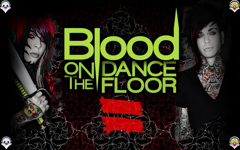 Blood On The Dance Floor Wallpaper Desktop 1440x900