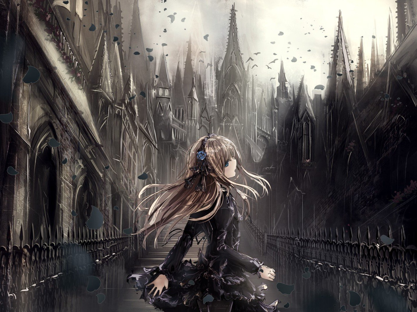 Gothic Anime Wallpaper
