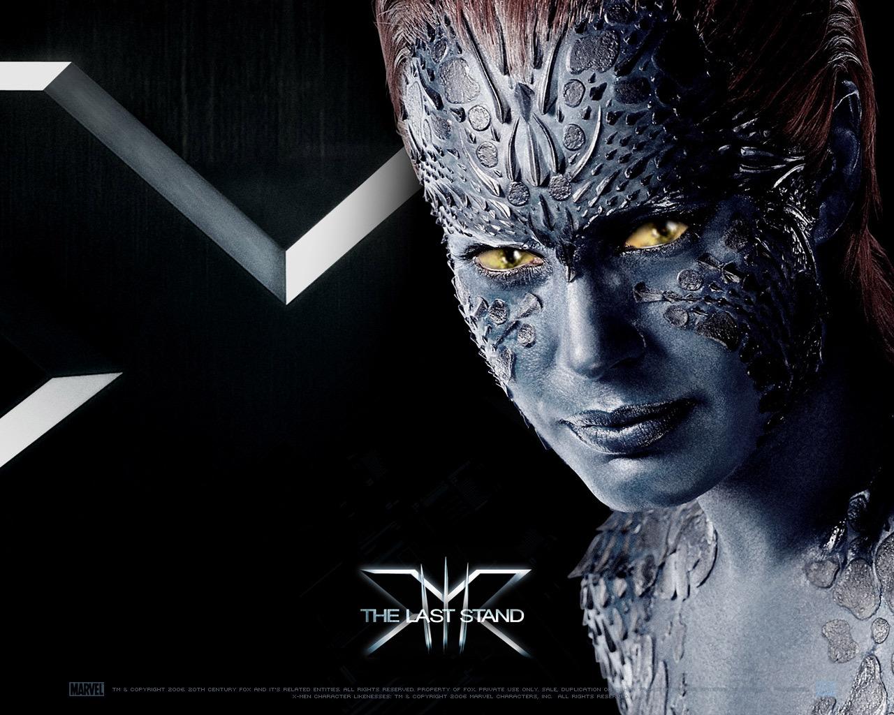 Mystique   X Men Wallpaper 905165 1280x1024