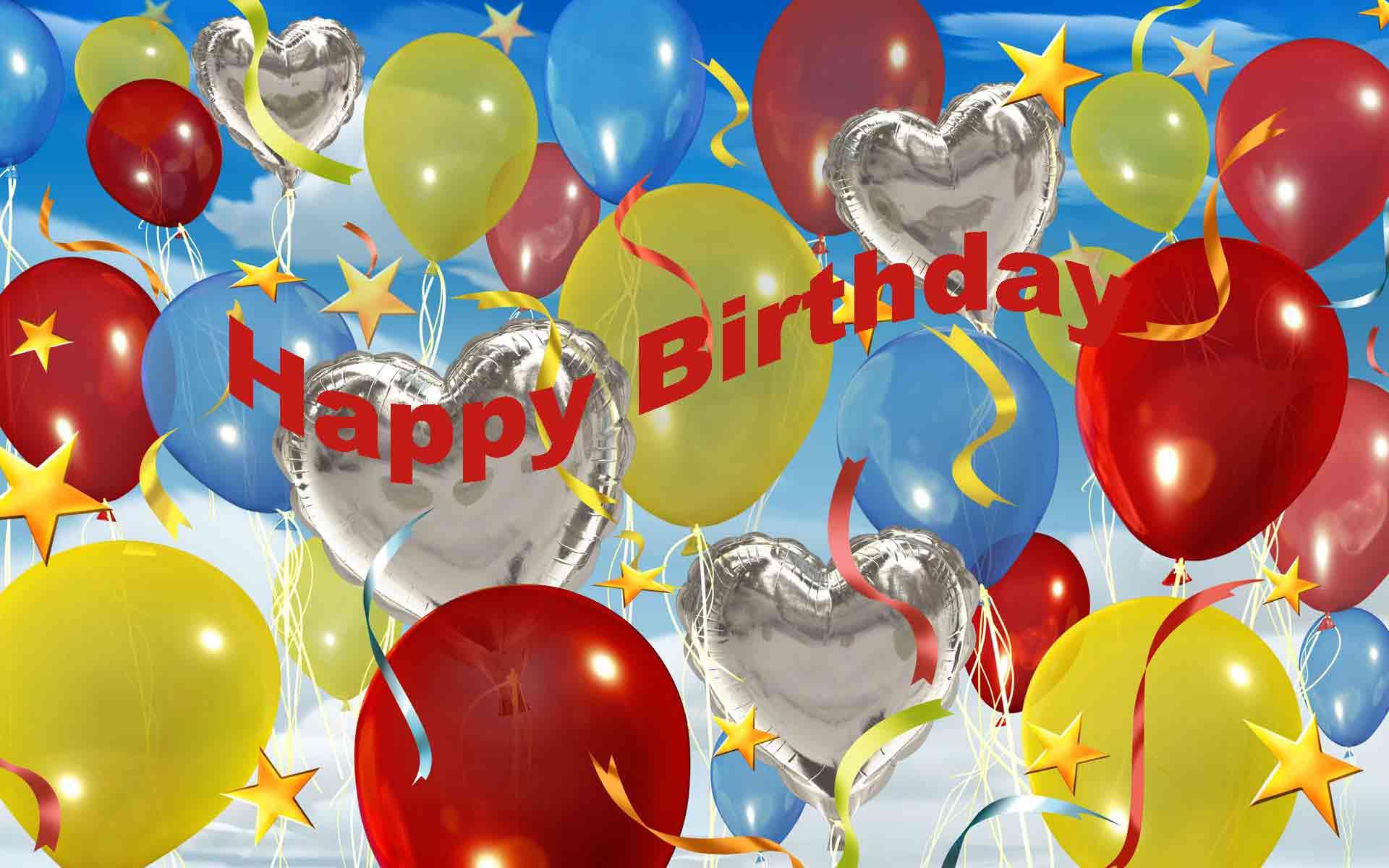 48 Happy Birthday 3d Wallpaper On Wallpapersafari