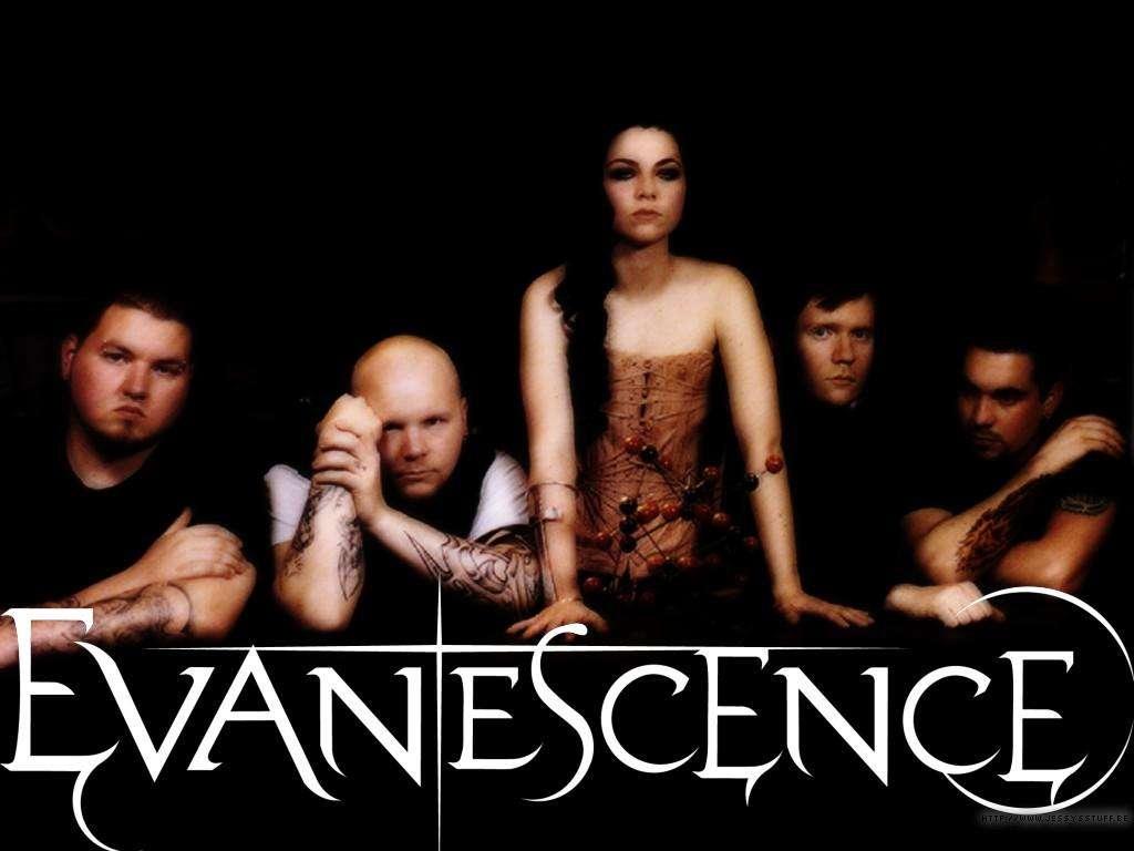 Rock Band Wallpapers: Evanescence Wallpaper