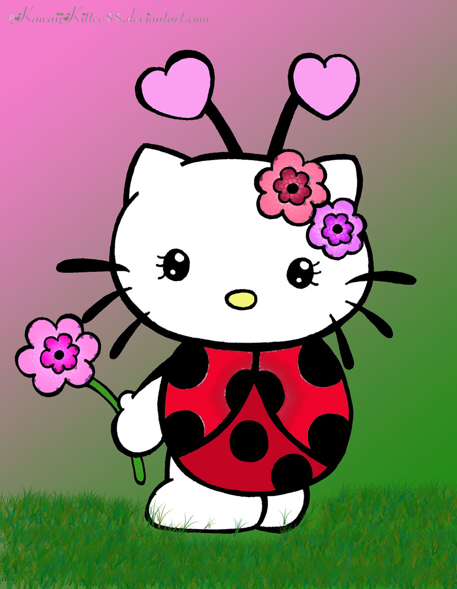 Valentine Hello Kitty 1 by witchrhi 900x1159