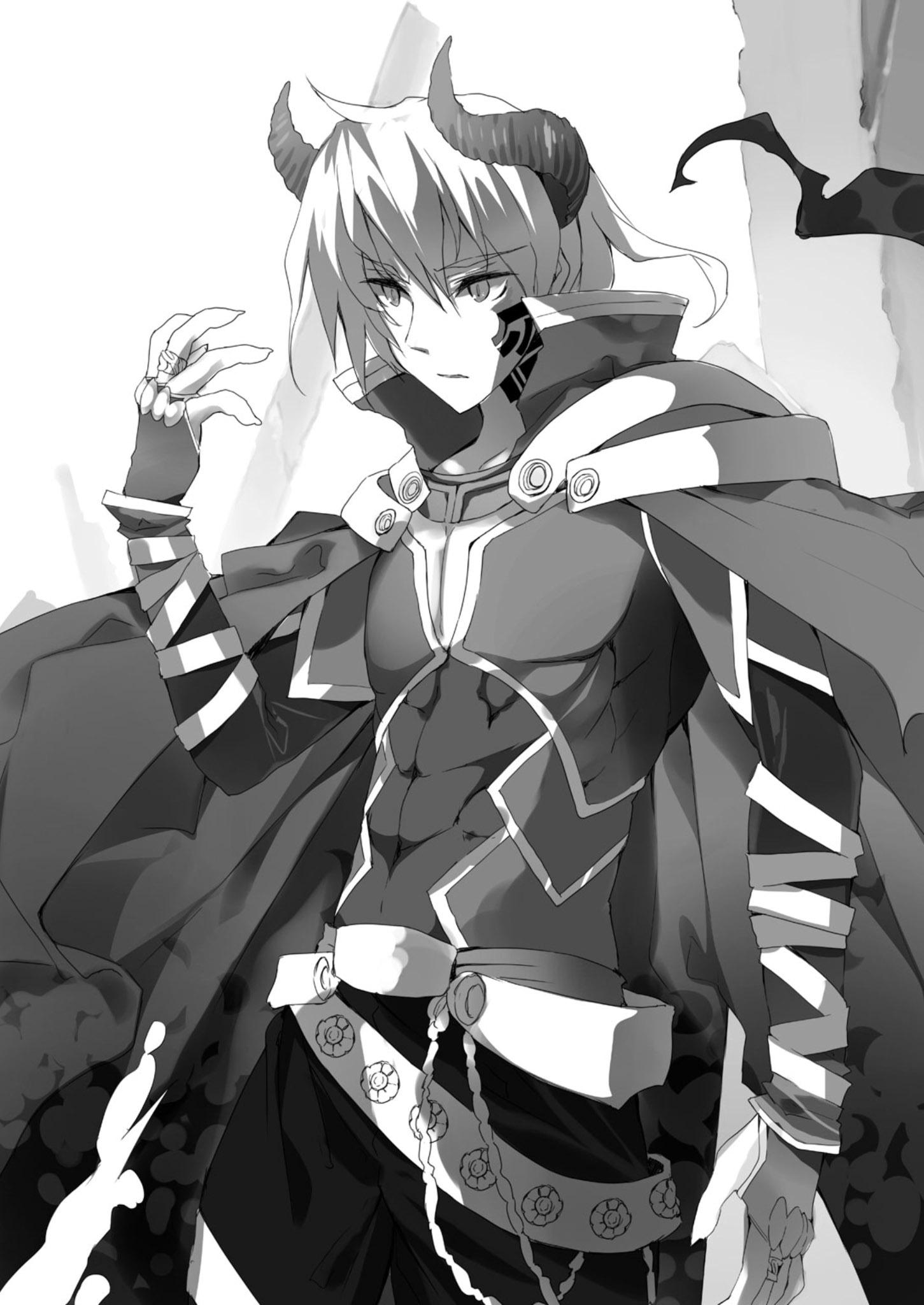 Diablo Isekai Maou to Shoukan Shoujo Dorei Majutstu Wikia 1451x2048