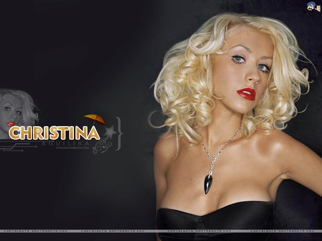 Christina Aguilera Wallpaper 108 1024x768