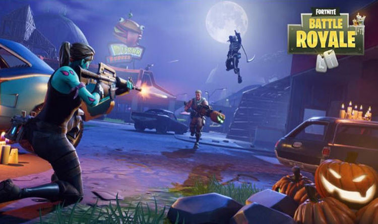 Fortnite Battle Royale UPDATE   Halloween end date latest 750x445