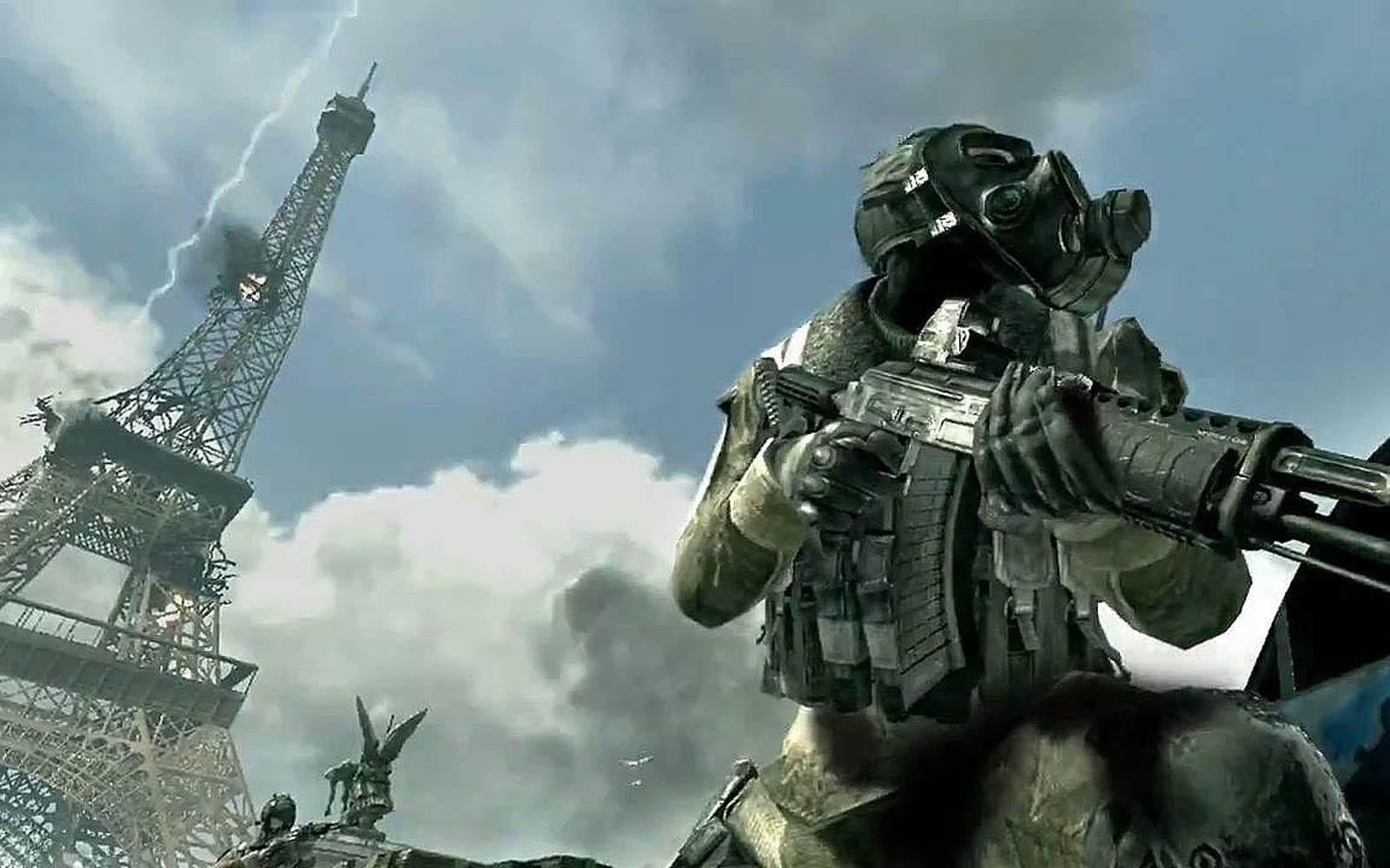 47+] Call Of Duty 4 Wallpaper on WallpaperSafari