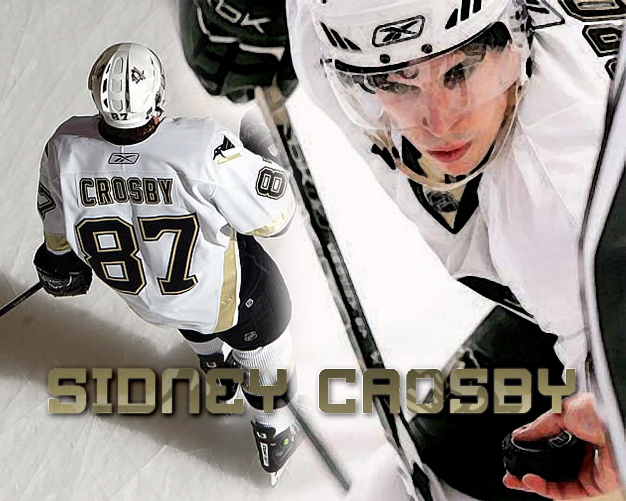 Sidney Crosby Stanley Cup Playoffs Wallpaper 1280x1024