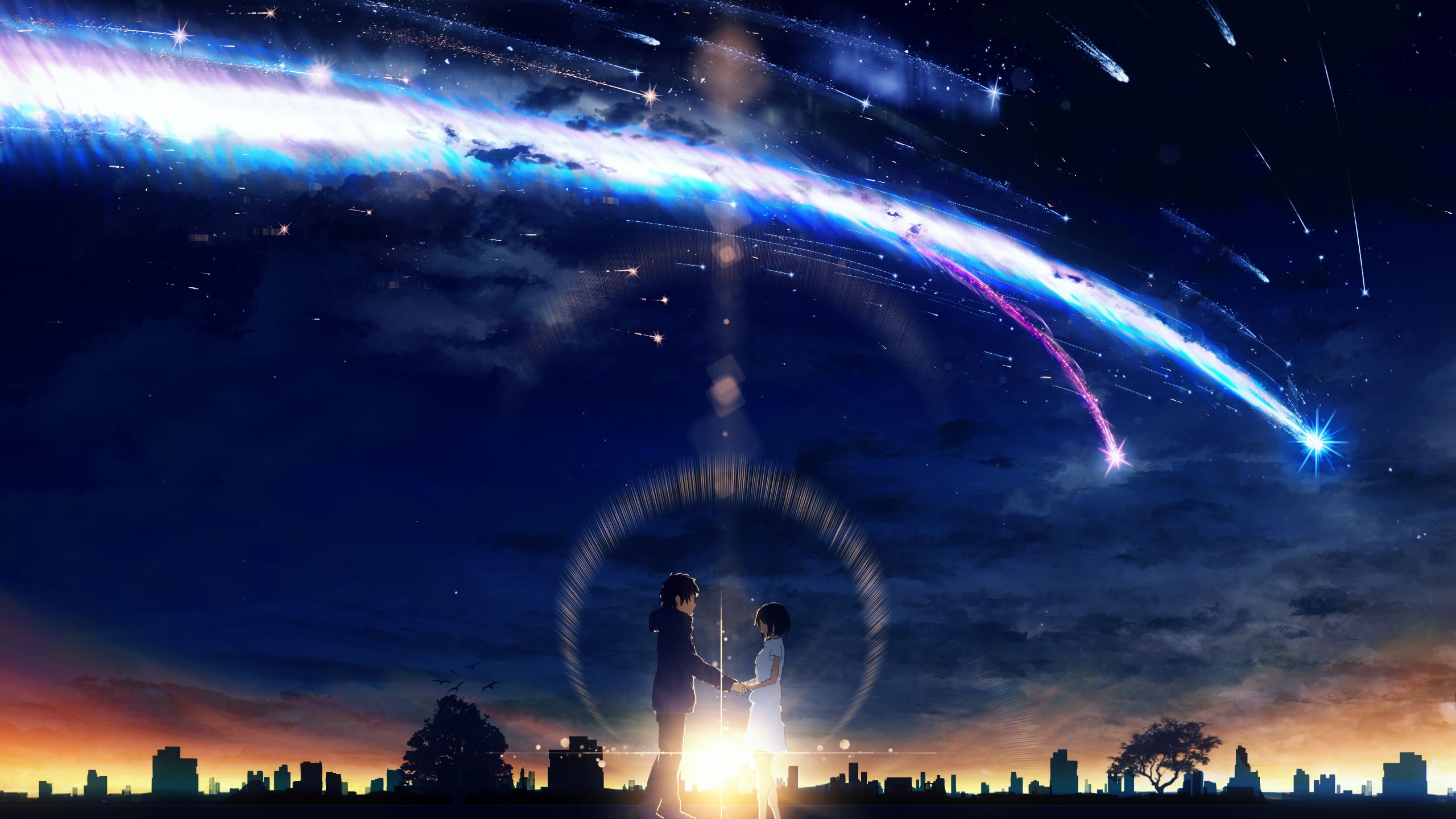 Your Name Anime Wallpapers   Top Your Name Anime Backgrounds 2560x1440