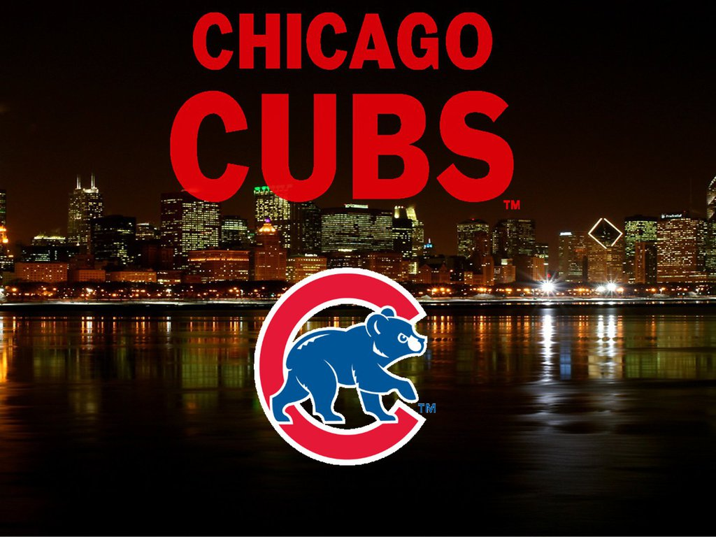 Chicago Cubs Logo Team Wallpaper Wonderful Chicago Cubs Logo Team 1024x768