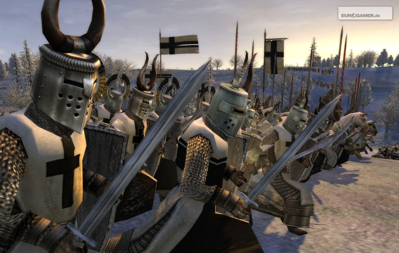Medieval II Total War Kingdoms video game wallpapers Wallpaper 39 1600x1014