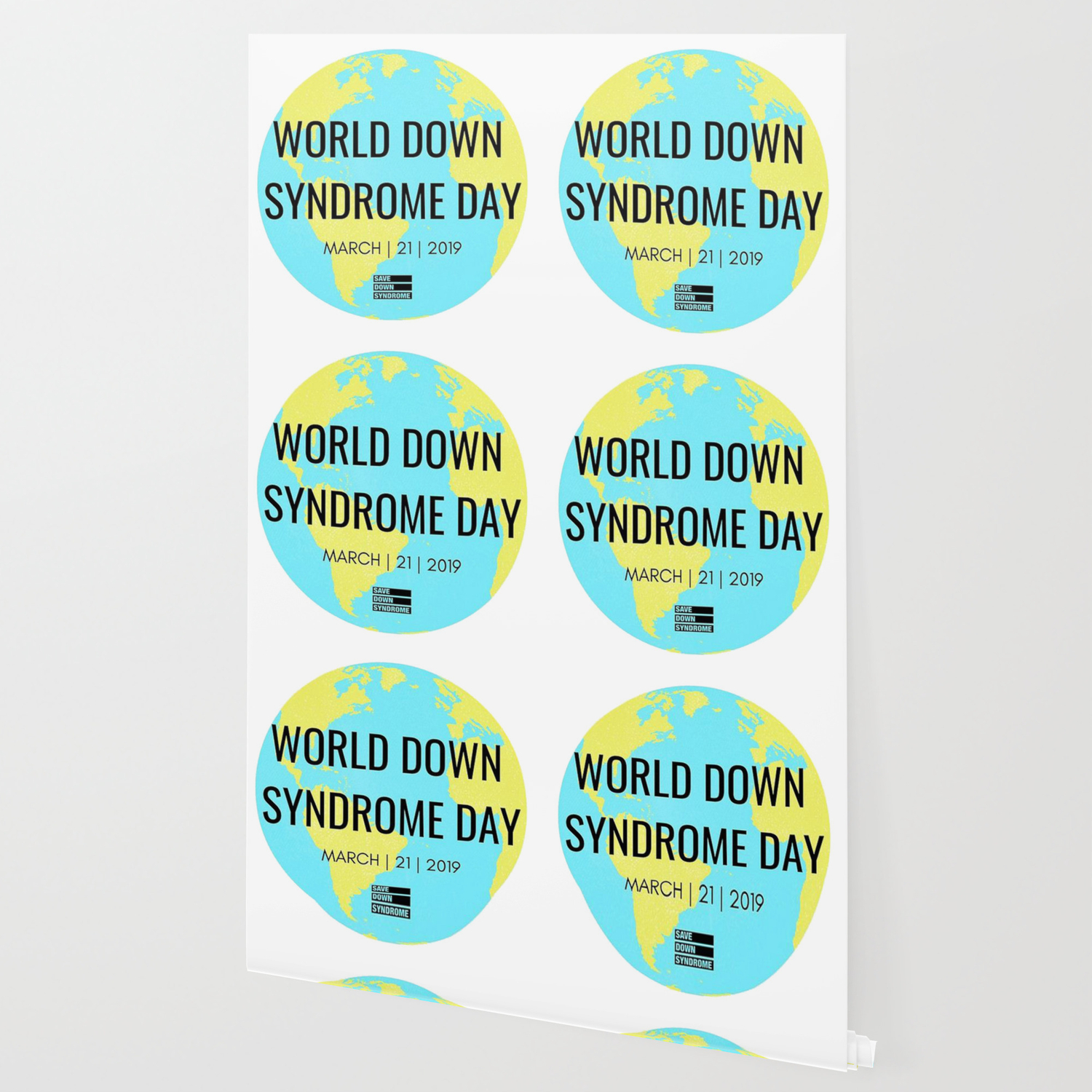 World Down Syndrome Day 2019 Wallpaper by starbrux Society6 1500x1500
