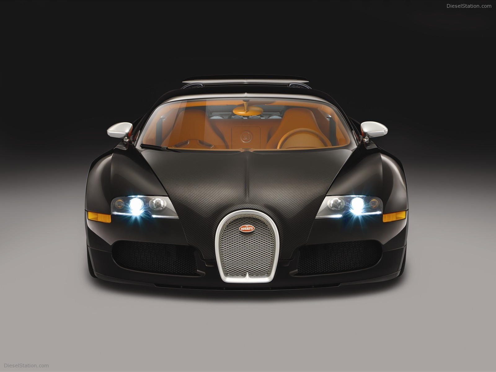 Bugatti EB 164 Veyron Sang Noir Exotic Car Picture 01 of 1600x1200