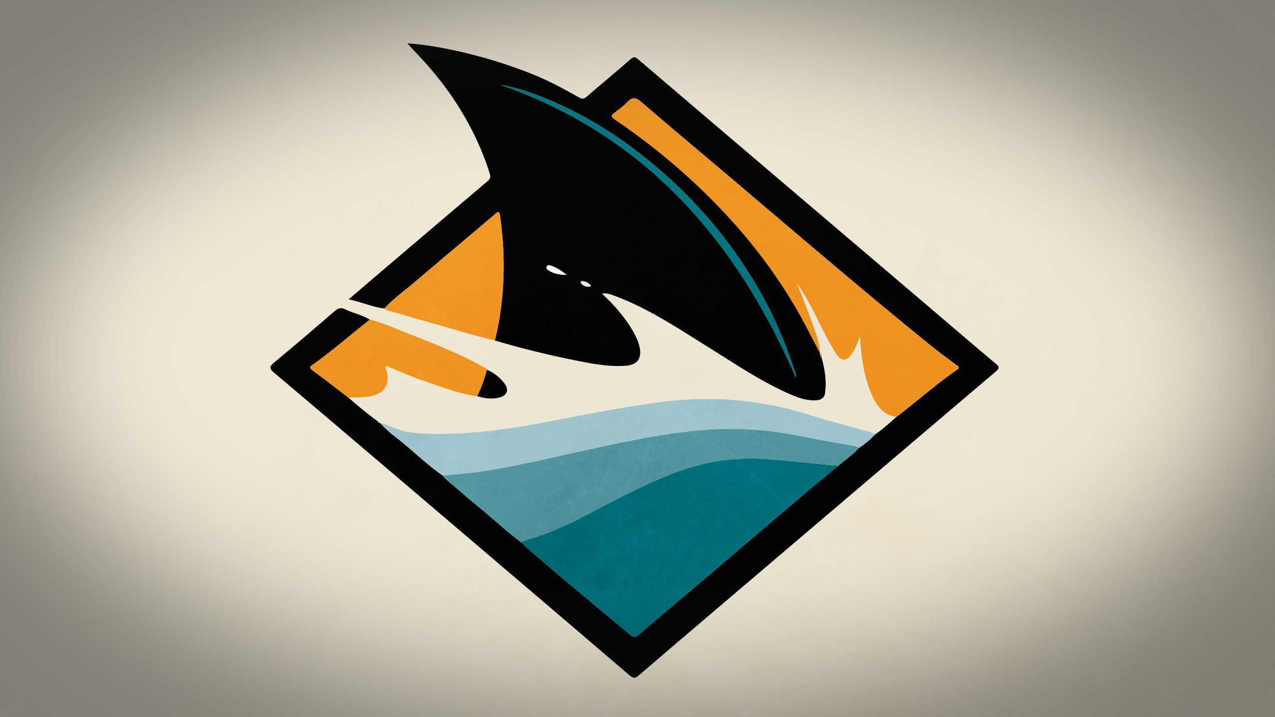 San Jose Sharks Computer Wallpapers Desktop Backgrounds 2560x1440 2560x1440