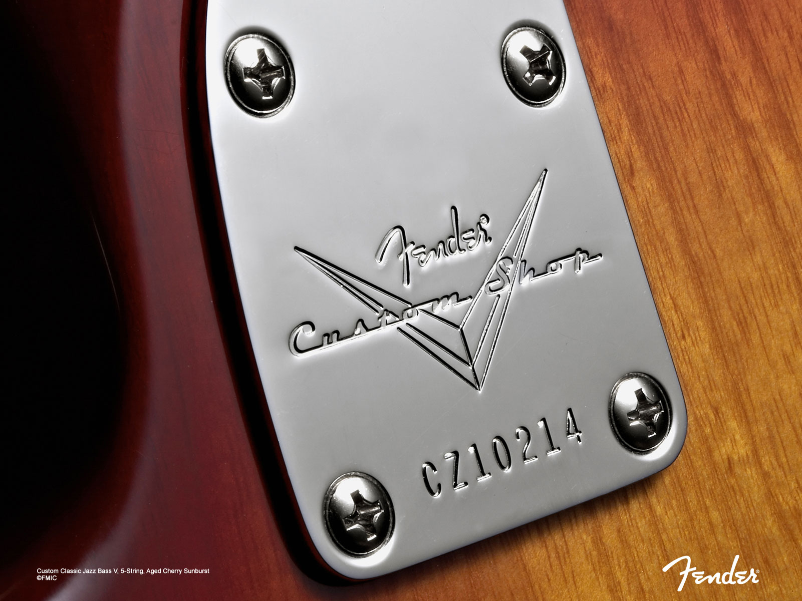 Fender Custom shop wallpaper by cmdry72 1601x1200