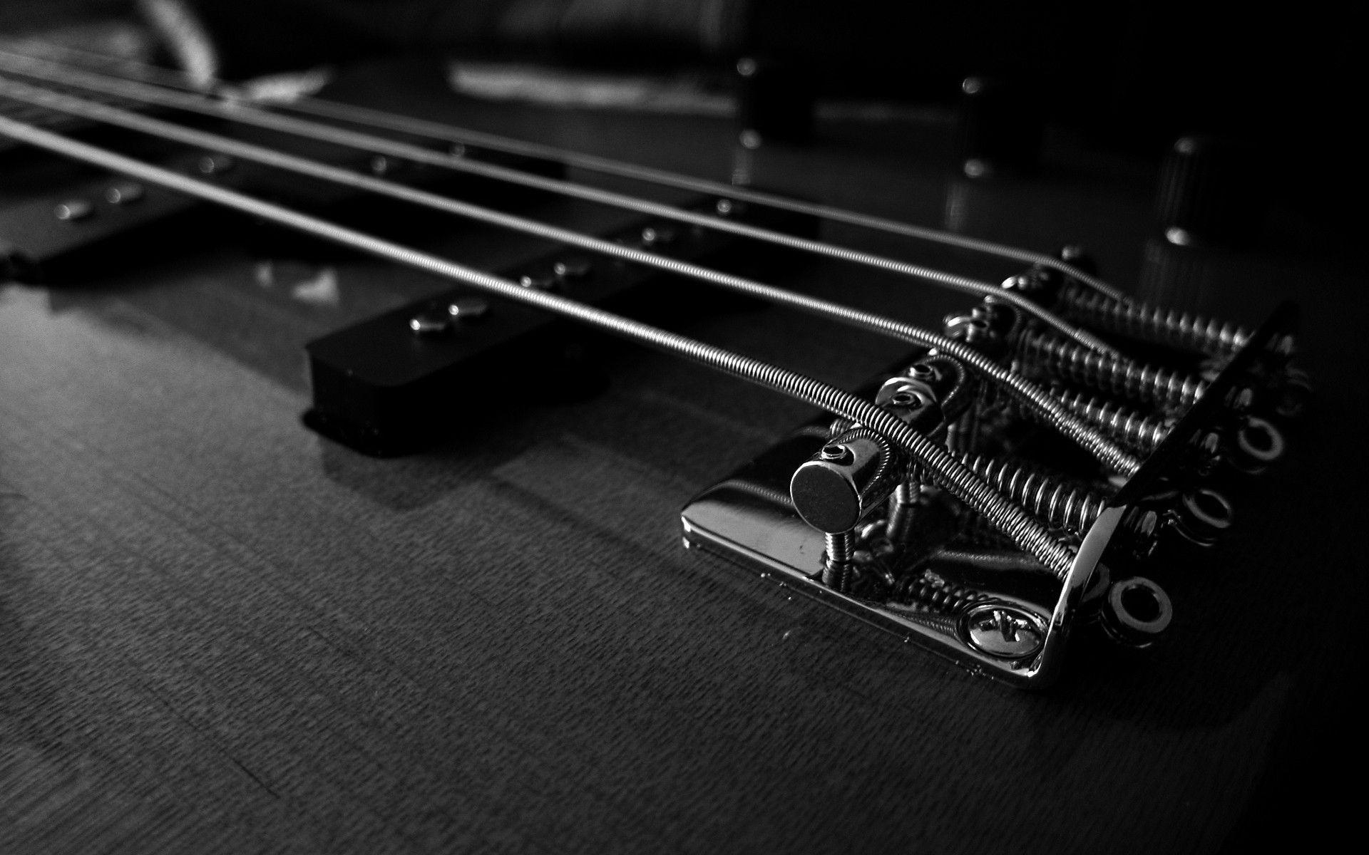 Bass Guitar Wallpapers 1920x1200