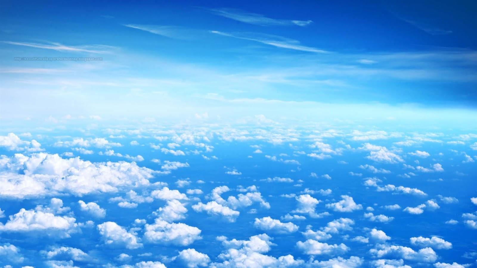 Beautiful Wallpapers For Desktop sky cloud wallpapers hd 1600x900