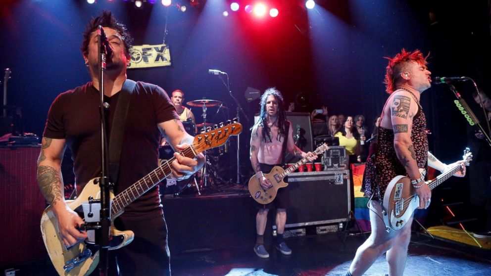 Punk band NOFX loses sponsorship over insensitive joke about Las 992x558