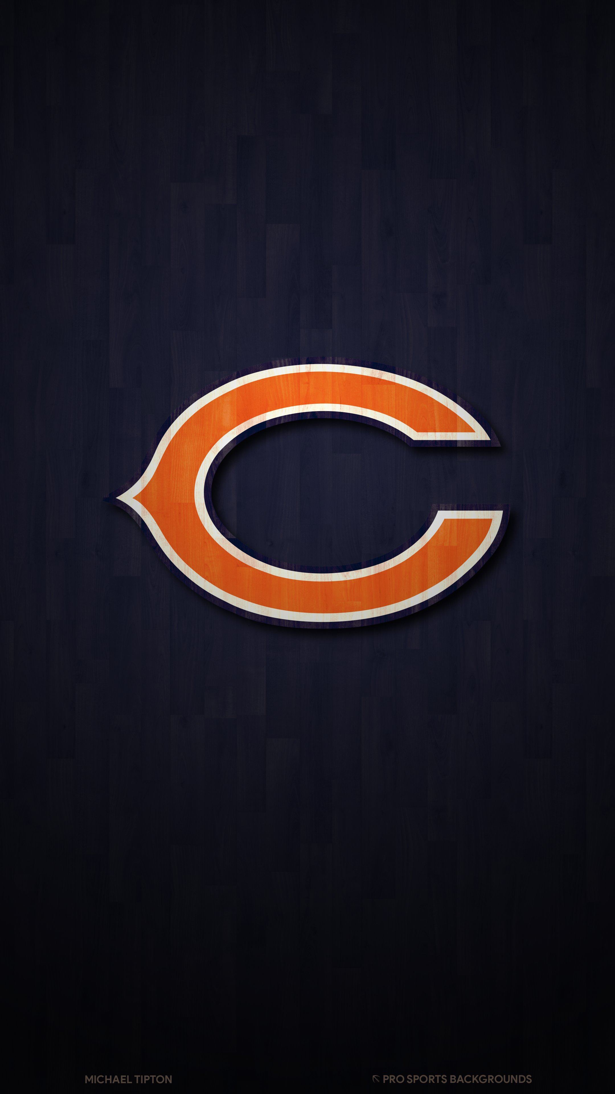 2021 Chicago Bears Wallpapers Pro Sports Backgrounds 2160x3840