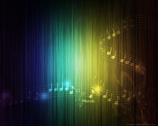 44 Imaginative Music Notes Desktop Wallpaper 540x432