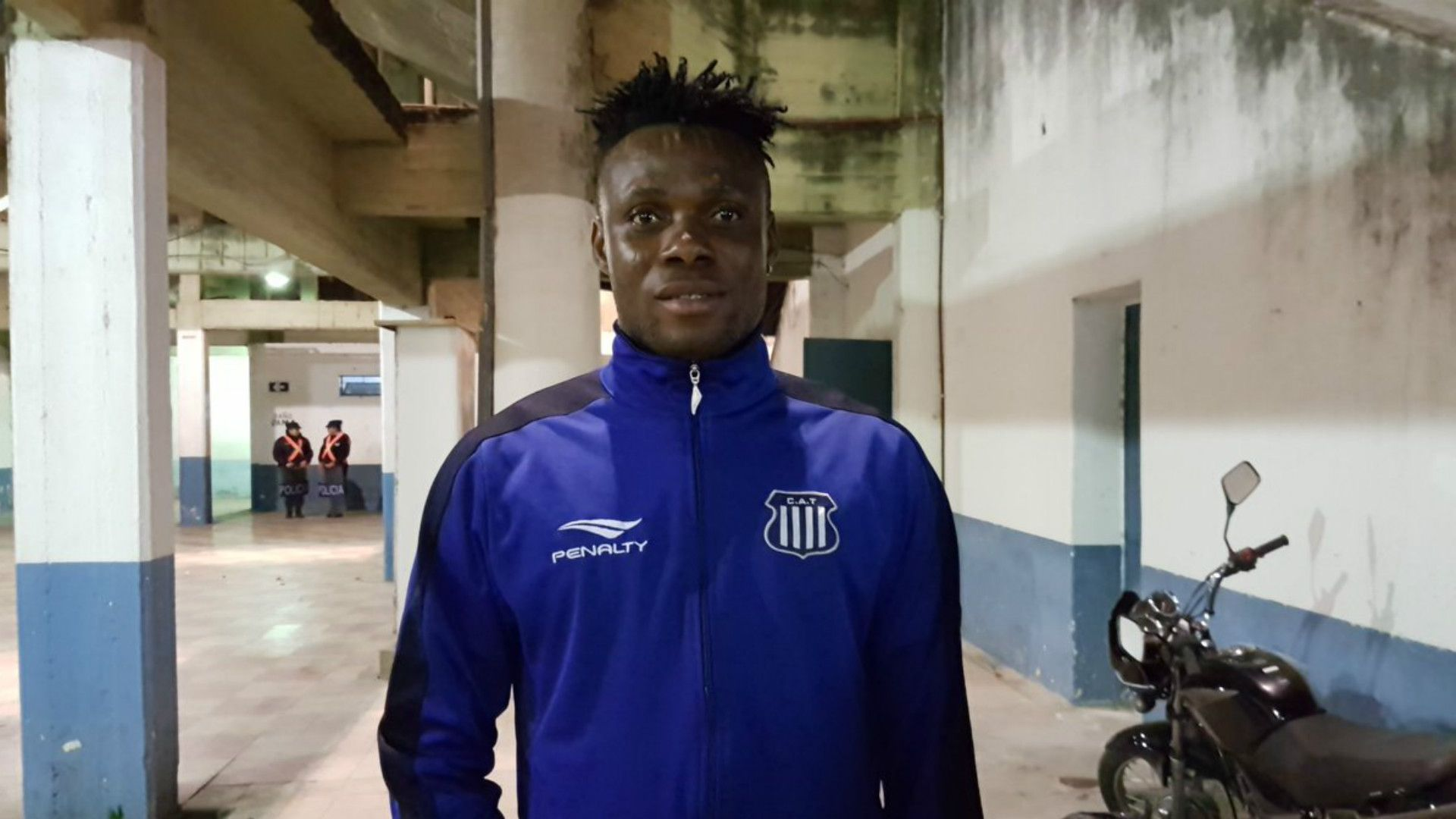Egypts Ismaily complete signing of Okiki Afolabi from Jimma Aba Jifar 1920x1080