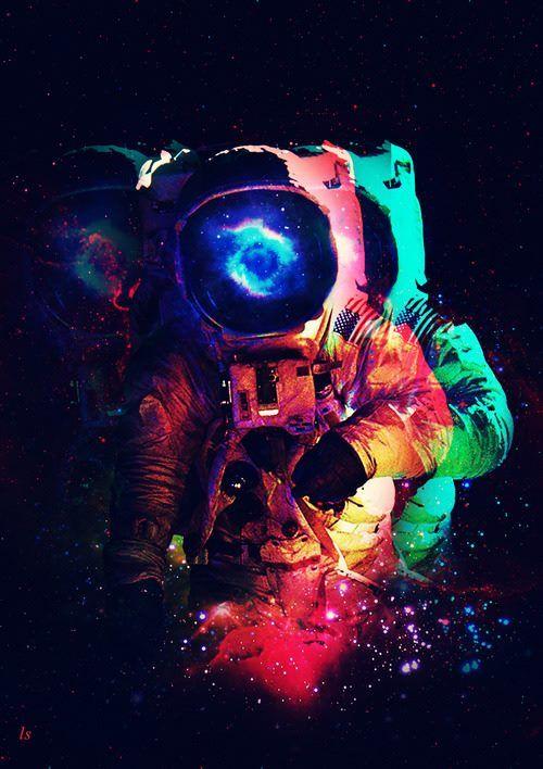 Psychedelic Astronaut wwwpixsharkcom   Images 500x708