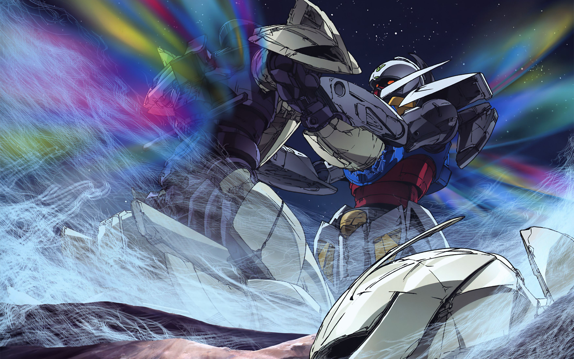 Gundam Turn Wallpaper 1920x1200 Gundam Turn A Gundam 1920x1200