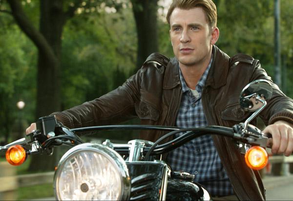 The Avengers Movie 2012 HD Wallpaper Captain America Steve Rogers 1 600x412