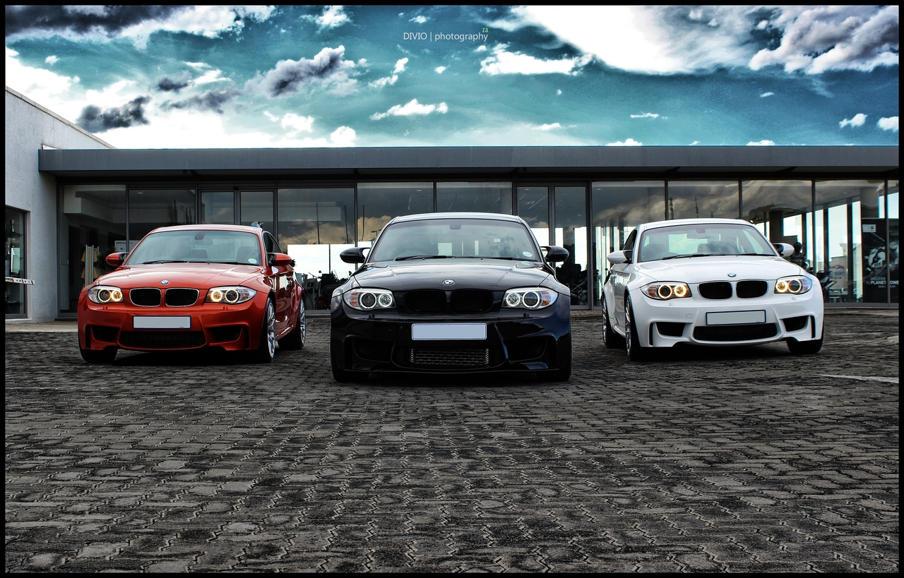 Beautiful BMW 1M Coupe Photoshoot Is Your Wallpaper Source 1280x819