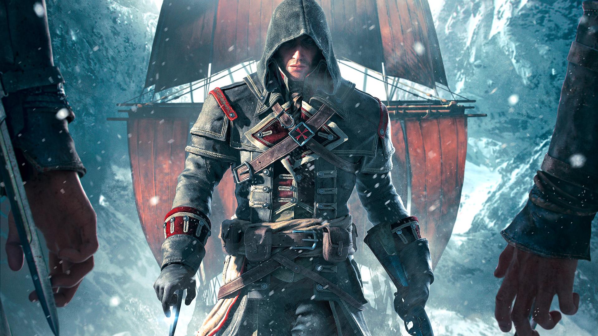 Assassins Creed Rogue Wallpaper in 1920x1080 1920x1080